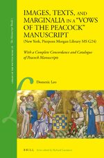 Cover Rubrics, Images and Indulgences in late Medieval Netherlandish Manuscripts