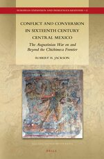Cover Conflict and Conversion in Sixteenth Century Central Mexico