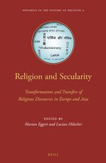 Religion and Secularity