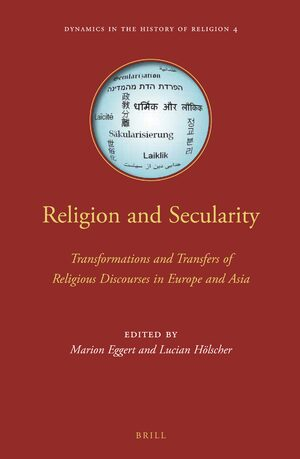 Cover Religion and Secularity