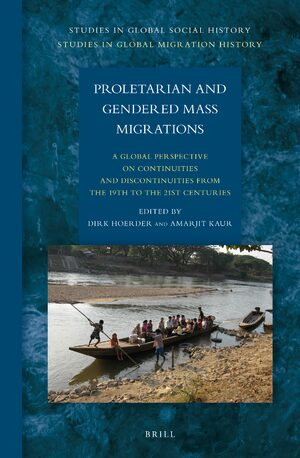 Cover Proletarian and Gendered Mass Migrations