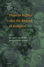 Cover Human Rights and the Impact of Religion