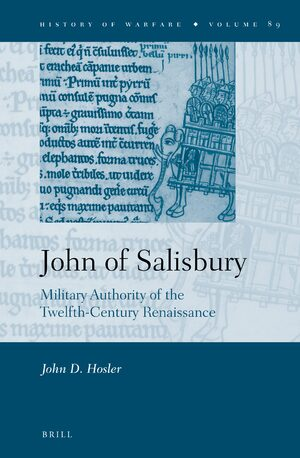Cover John of Salisbury