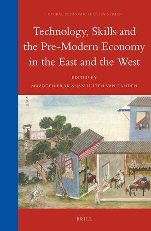 Cover Technology, Skills and the Pre-Modern Economy in the East and the West
