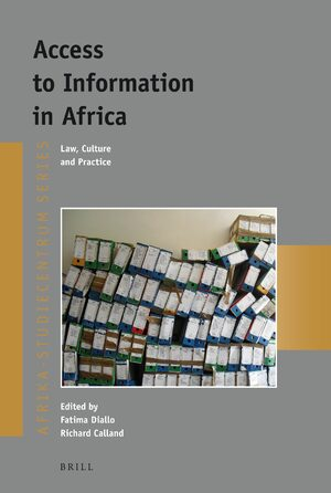 Cover Access to Information in Africa