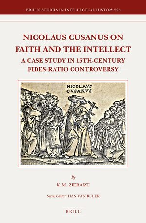 Cover Nicolaus Cusanus on Faith and the Intellect