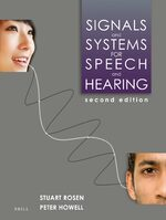 Cover Signals and Systems for Speech and Hearing