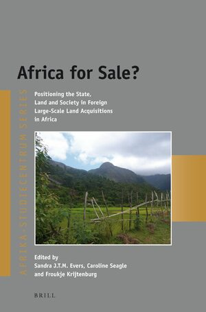 Cover Africa for Sale?