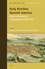 Cover Early Bourbon Spanish America