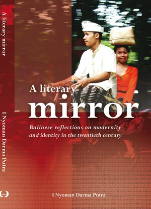 Cover A Literary Mirror