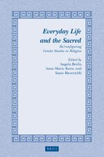 Cover Everyday Life and the Sacred