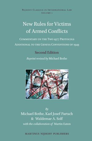 Cover New Rules for Victims of Armed Conflicts