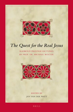 Cover The Quest for the Real Jesus