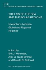 Cover The Law of the Sea and the Polar Regions