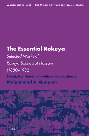 Cover The Essential Rokeya