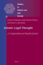Cover Islamic Legal Thought