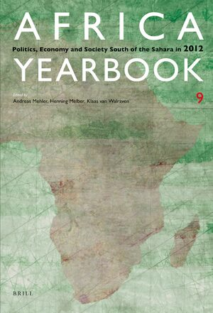 Cover Africa Yearbook Volume 9