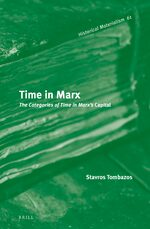 Cover Time in Marx