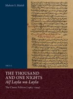 Cover The Thousand and One Nights (Alf Layla wa-Layla) (2 vols.)
