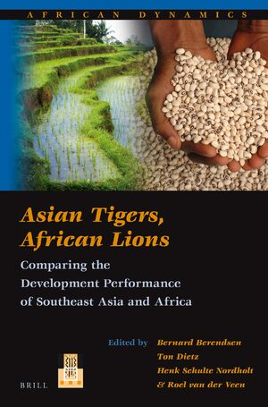 Cover Asian Tigers, African Lions