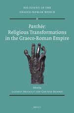 Panthée: Religious Transformations in the Graeco-Roman Empire