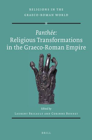 Cover Panthée: Religious Transformations in the Graeco-Roman Empire
