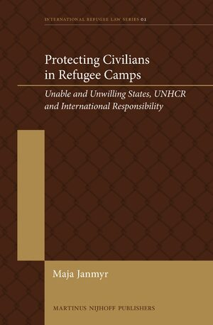Cover Protecting Civilians in Refugee Camps