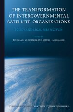 The Transformation of Intergovernmental Satellite Organisations