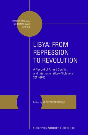 Cover Libya: From Repression to Revolution