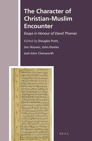 Cover The Character of Christian-Muslim Encounter
