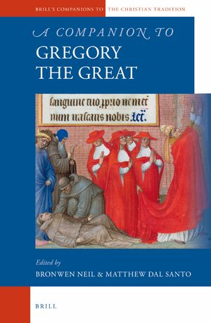 Cover A Companion to Gregory the Great