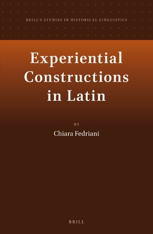 Cover Experiential Constructions in Latin