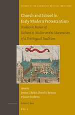 Cover Church and School in Early Modern Protestantism
