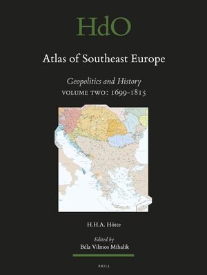 Cover Atlas of Southeast Europe