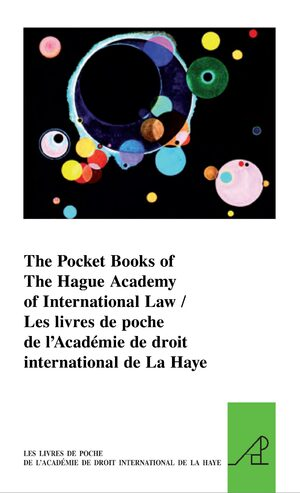 Cover Pocket Books of the Hague Academy of International Law Online