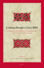 Cover Looking through a Glass Bible