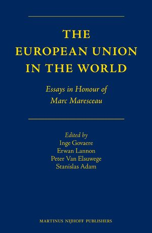 Cover The European Union in the World