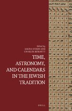 Cover Time, Astronomy, and Calendars in the Jewish Tradition