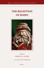 The Reception of Bodin