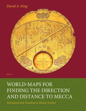 Cover World-maps for Finding the Direction and Distance to Mecca