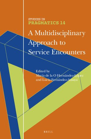 Cover A Multidisciplinary Approach to Service Encounters