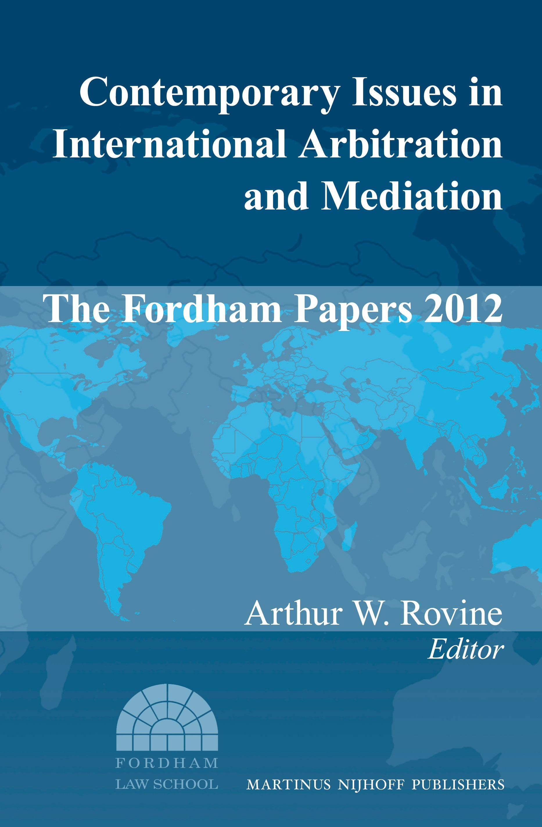 Issue conflicts in investment treaty arbitration and international law rubicon technology partners investments llc