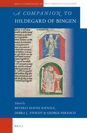 Cover A Companion to Hildegard of Bingen