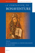 Cover A Companion to Bonaventure