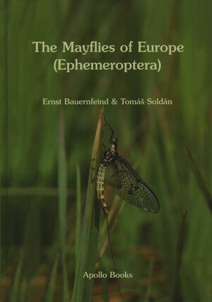 Cover The Mayflies of Europe (Ephemeroptera)