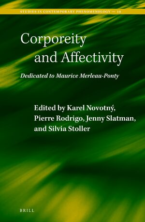 Cover Corporeity and Affectivity