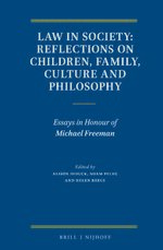 Cover Law in Society: Reflections on Children, Family, Culture and Philosophy
