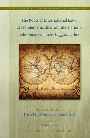 Cover The Roots of International Law / Les fondements du droit international