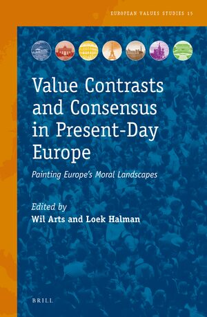 Value Contrasts and Consensus in Present-Day Europe
