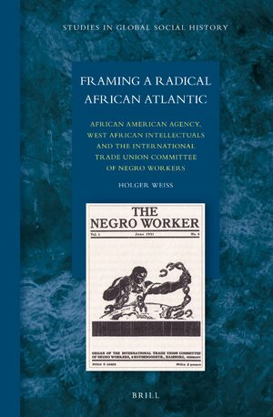 Cover Framing a Radical African Atlantic